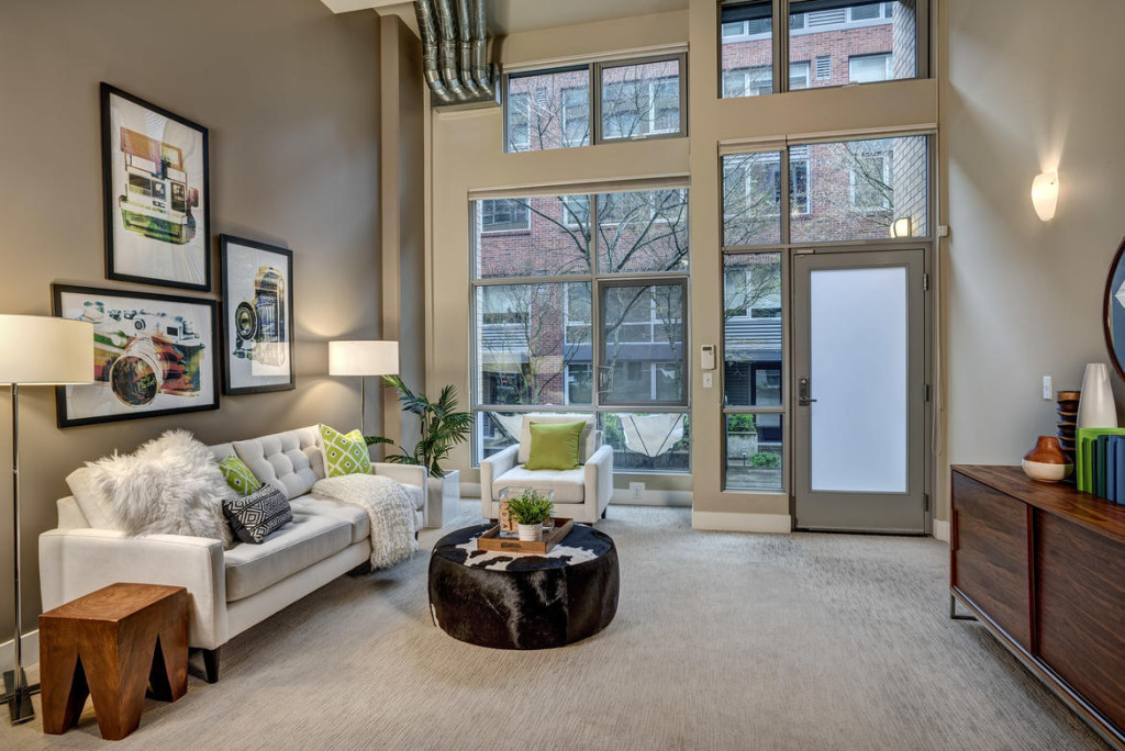 Just Sold Capitol Hill Loft, 11.5% Above Asking
