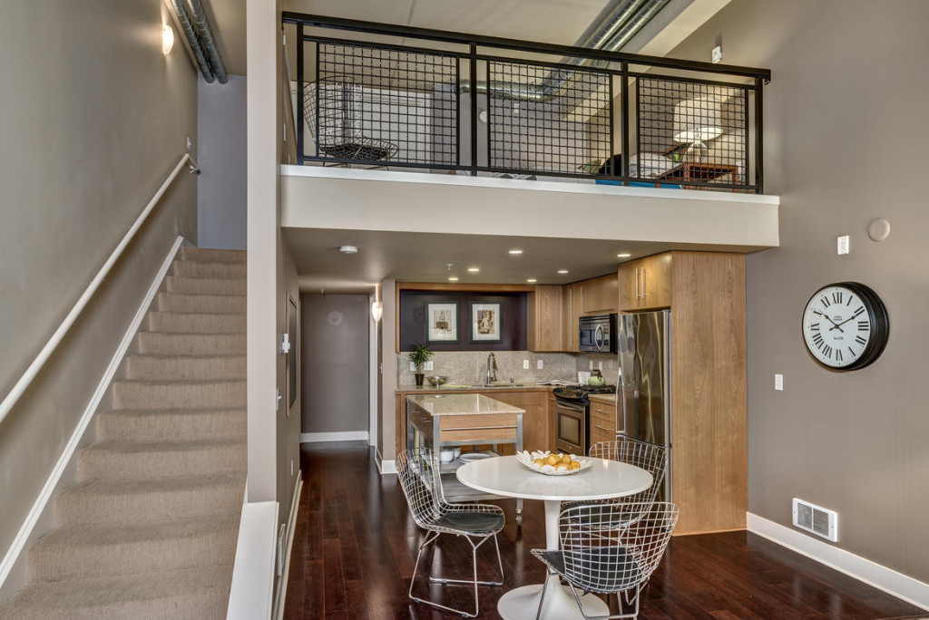 Just Sold, Capitol Hill Loft