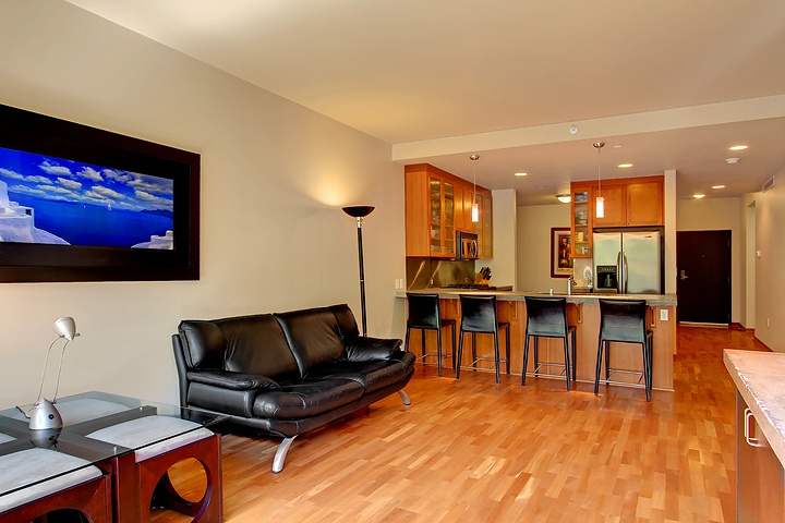 Bellora Condos Unit #402 Dining