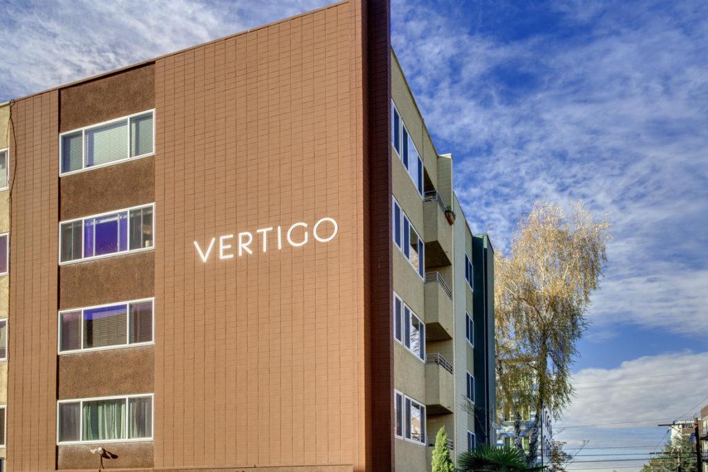 Vertigo Unit #505 Exterior